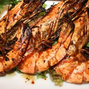 Marinated Grill Shrimp