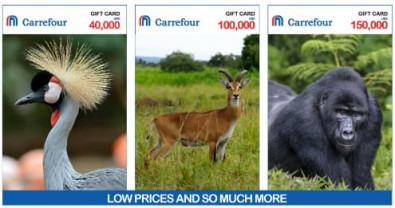 Carrefour Gift Cards